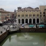 O zi în Ferrara
