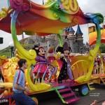 Disneyland, locul unde basmele devin realitate