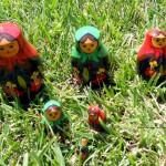 It's a small world- Colecţii de păpuşi în costume tradiţionale