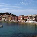 Vedere din Liguria: Sestri Levante