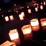 Lampioane pentru HIROSHIMA