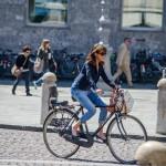 Atenţie! Mersul pe bicicletă creează dependenţă!