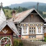 Ciocăneşti: un villaggio come un uovo di Pasqua