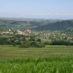Undeva în România