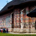 I monasteri della Bucovina: Putna, Suceviţa, Moldoviţa, Voroneţ