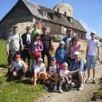 Taţi cu copii pe munte. De la Diham pe Moldoveanu şi poate pe Mont Blanc (I)