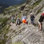 Tătici cu copii pe munte – Retezat 2011 (II)