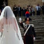 Spectacolul unei nunţi ca-n poveşti!