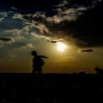 Fotoreportaj AEROMANIA TUZLA 2014: show pe aeroportul de la malul mării