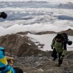 Mont Blanc: dincolo de nori (III)