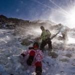 Copii la peste 4000m în Mont Blanc, se poate! (I)