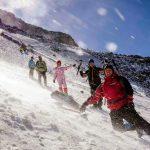 Taţi cu copii pe munte (V) –  Mont Blanc