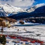 Saint Moritz- staţiunea în care nu a ajuns criza