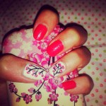 Artă pe unghii