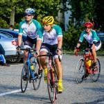 Bicicliști, cărți și biciclete la Constanța