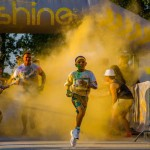 The Color Run Mamaia 2015 – superb