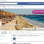 "Constanta City Walking Guide, social media ""pe pâine""!"