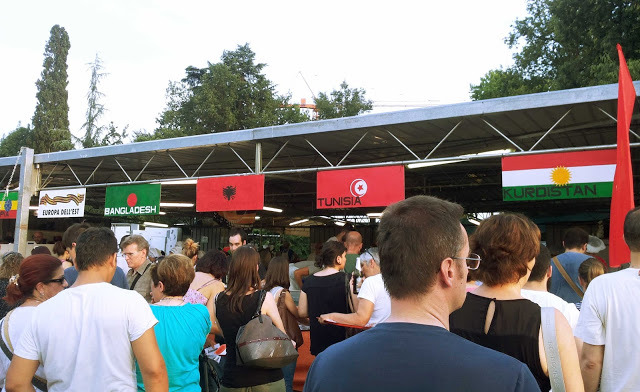 fila festa multiculturale
