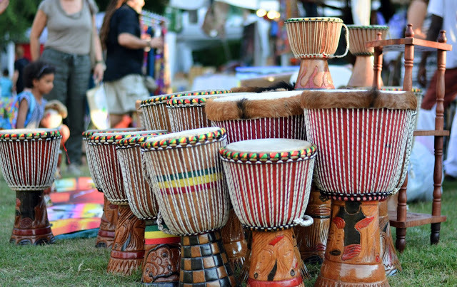 tamburi africani