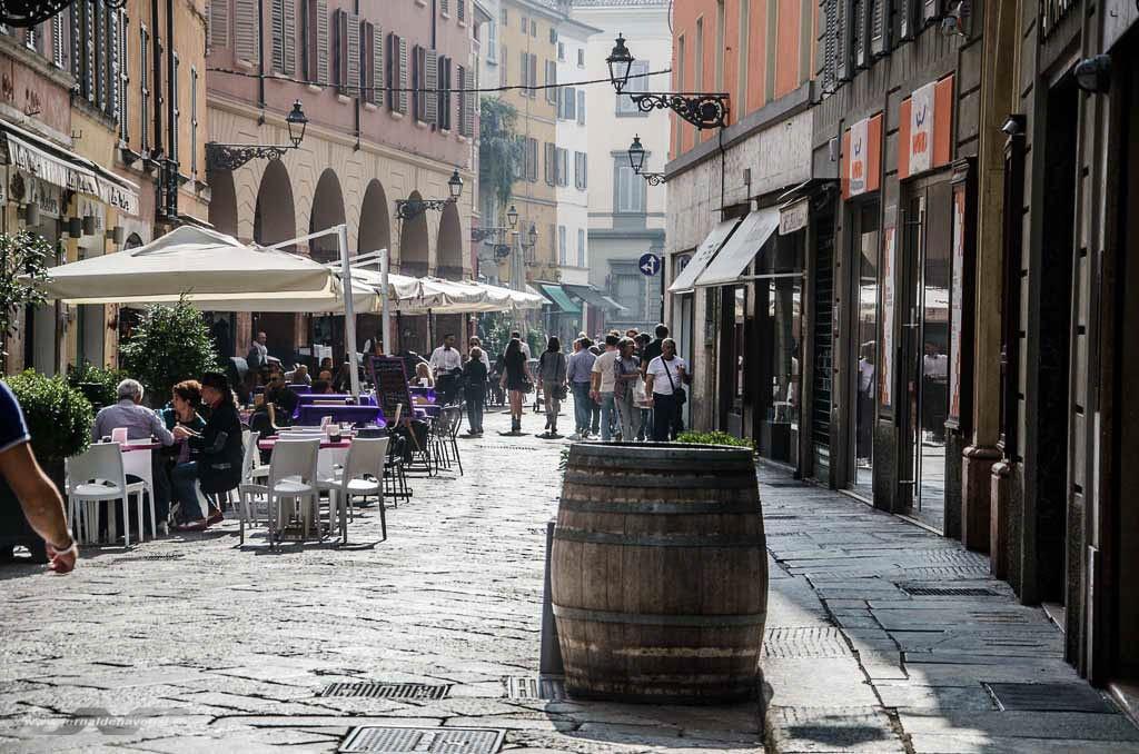 Via Farini Parma