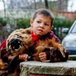 Peisaj urban în Constanța: dansând cu urșii