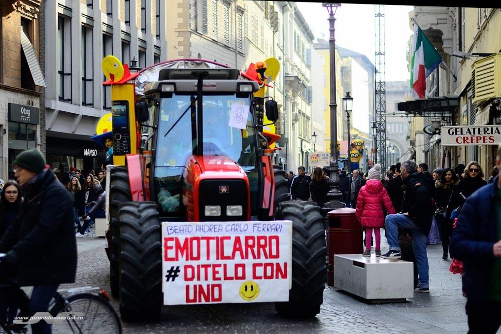 Carnevale Parma DH 5438