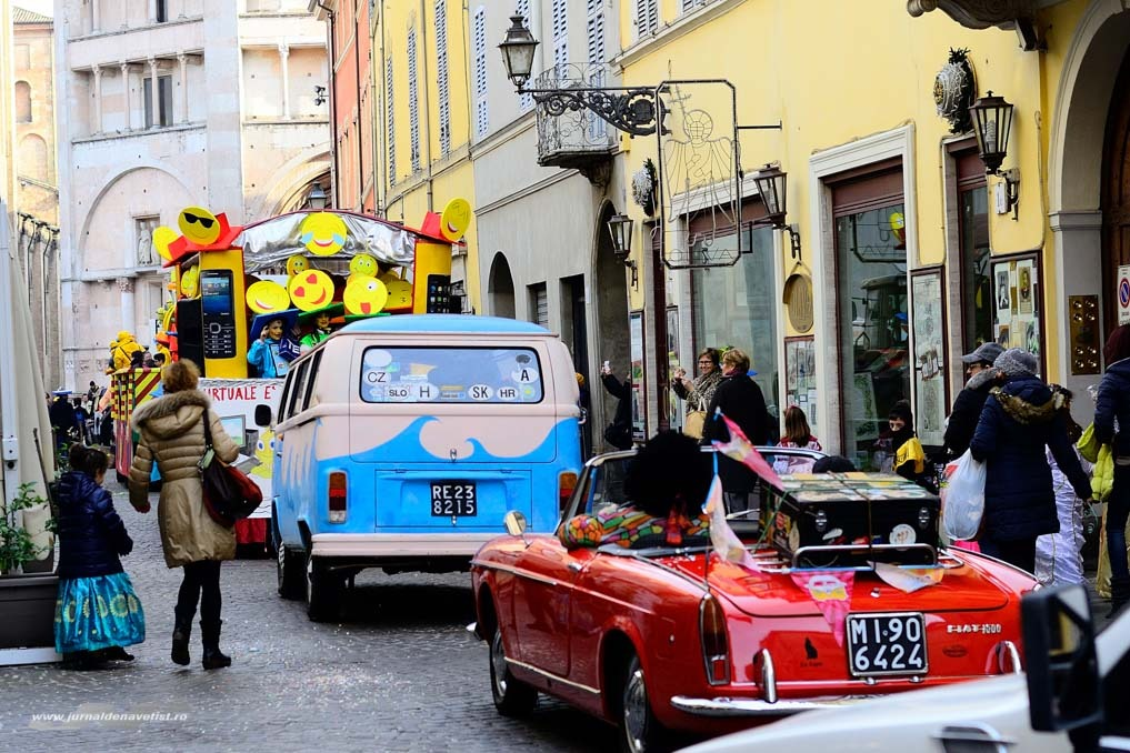 Carnevale Parma DH 5442