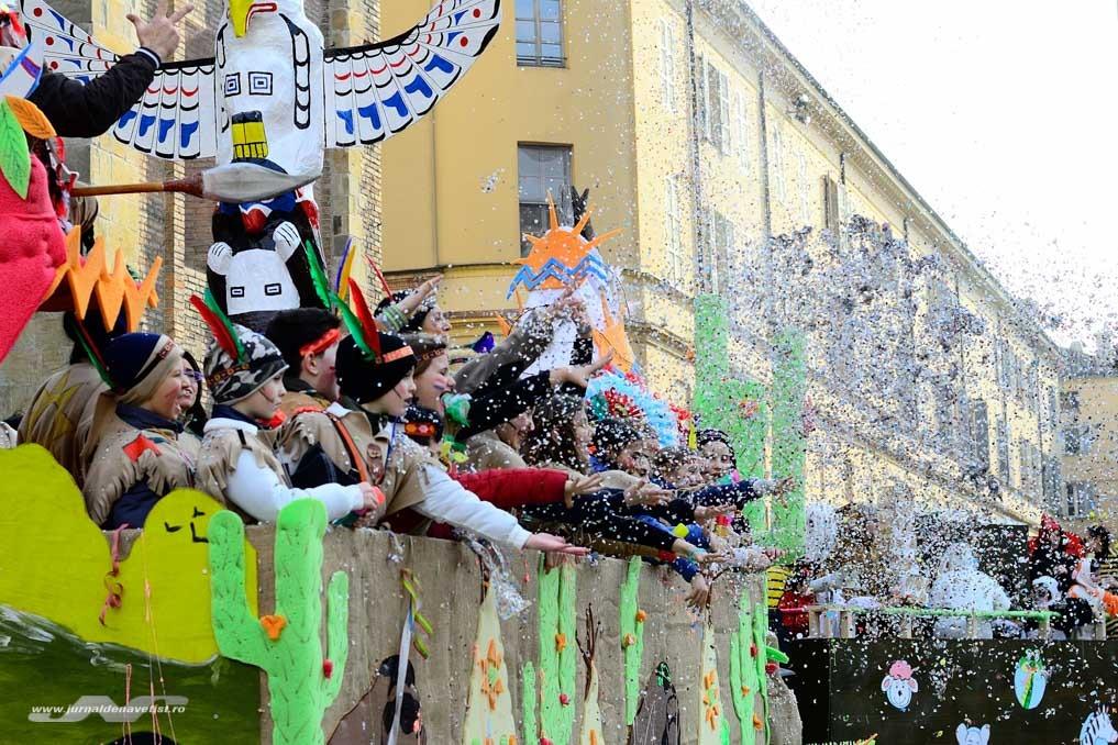 Carnevale Parma DH 5464