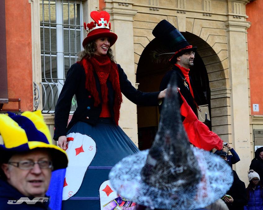 Carnevale Parma DH 5496