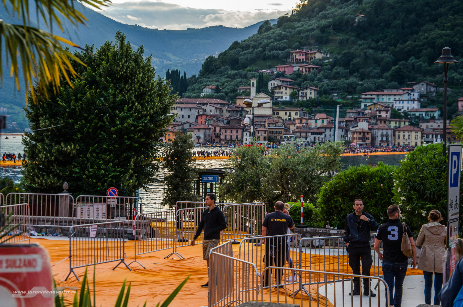 The Floating Piers 7841