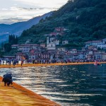 The Floating Piers – atracție mondială pe lacul Iseo