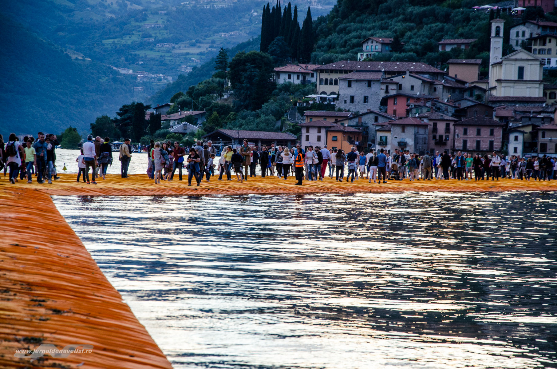 The Floating Piers 7849