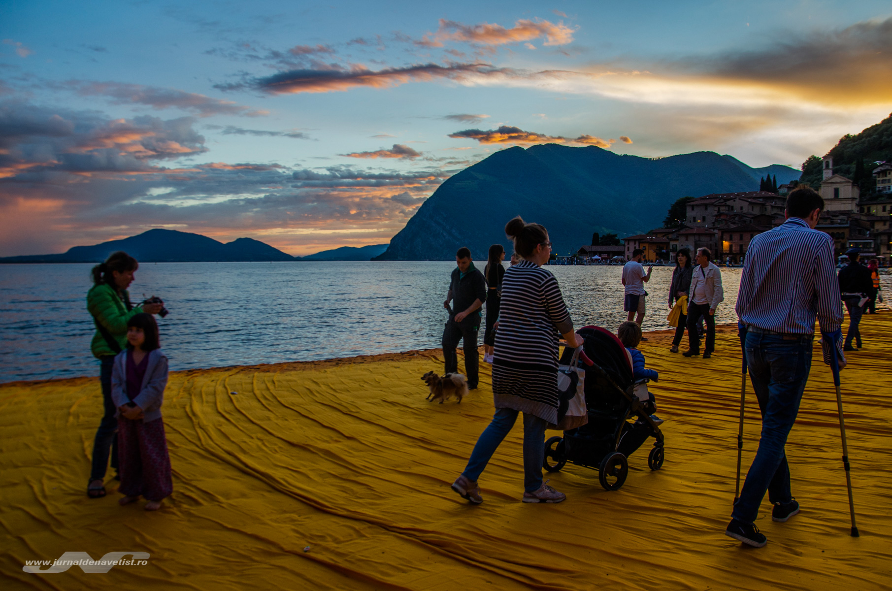 The Floating Piers 7979