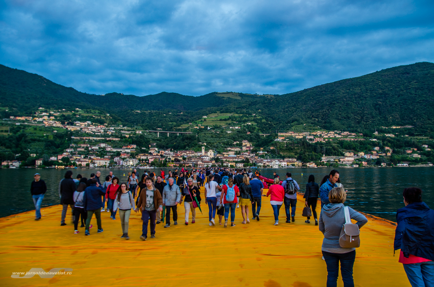 The Floating Piers 8021