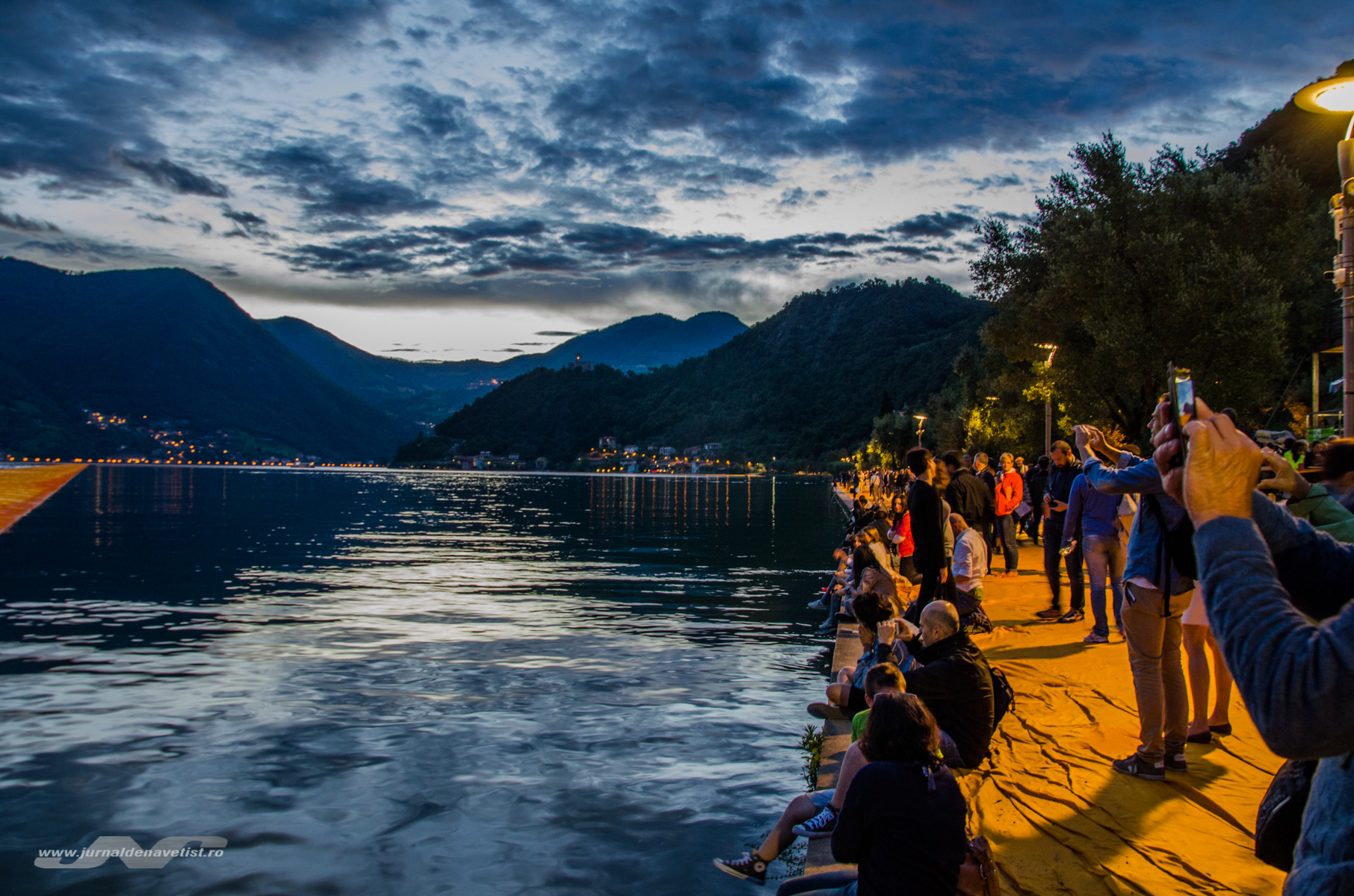 The Floating Piers 8108