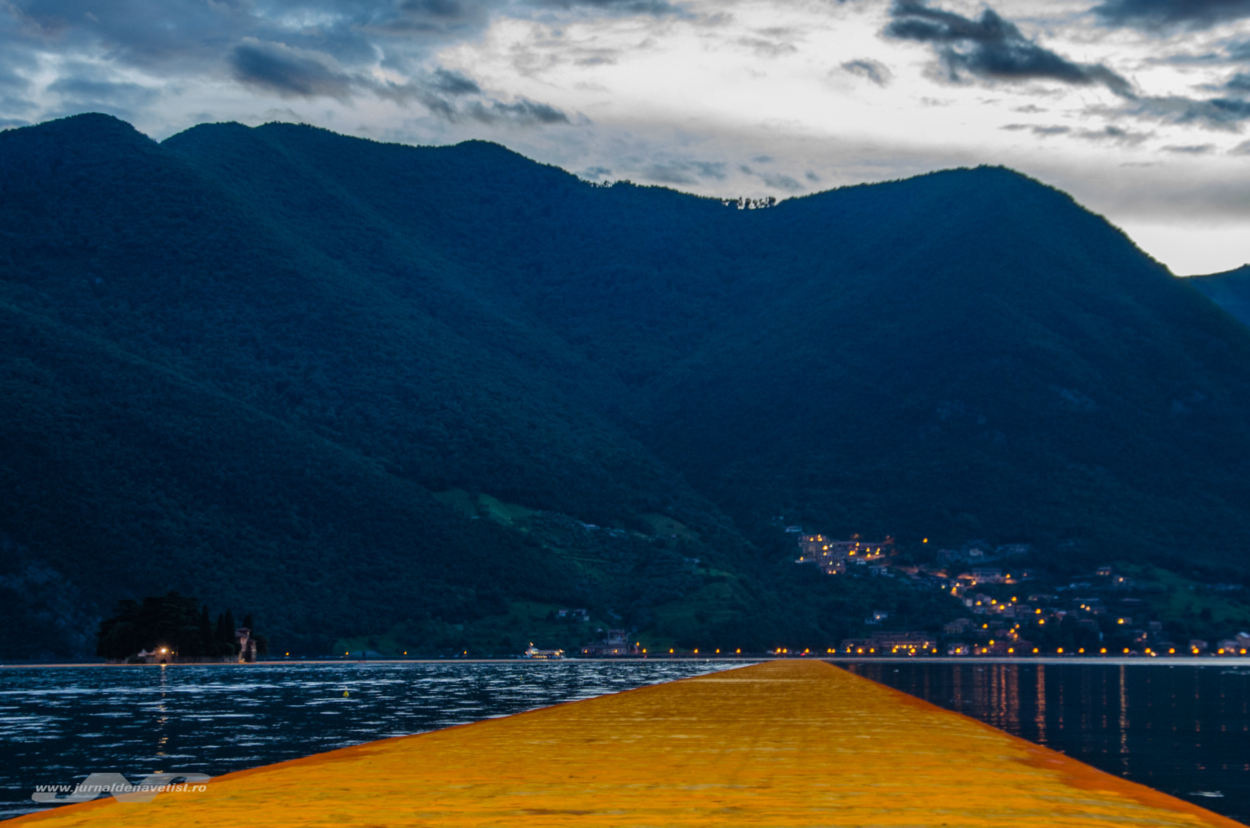 The Floating Piers 8117