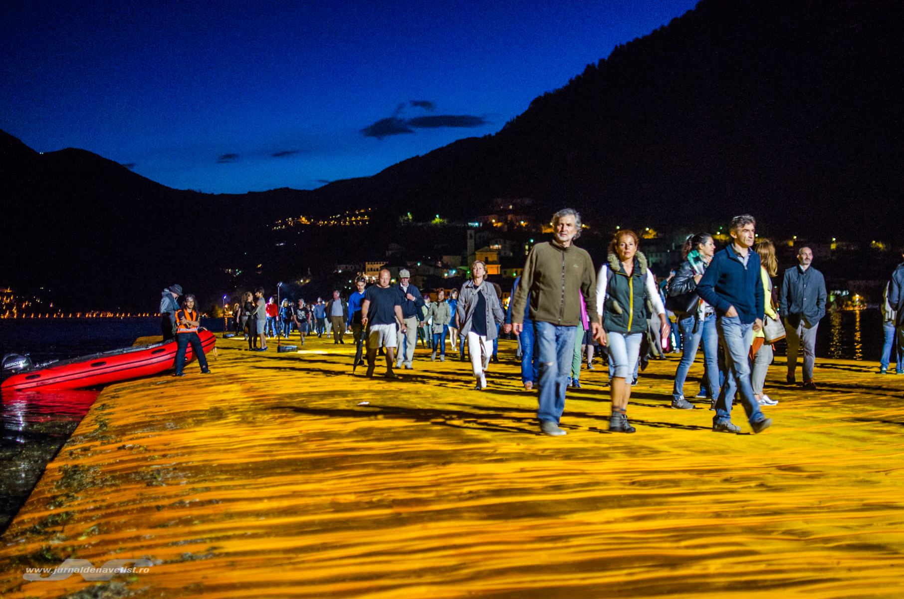 The Floating Piers 8192