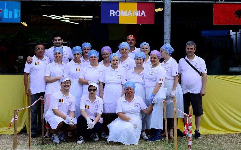 Romania Chiama Parma 7465