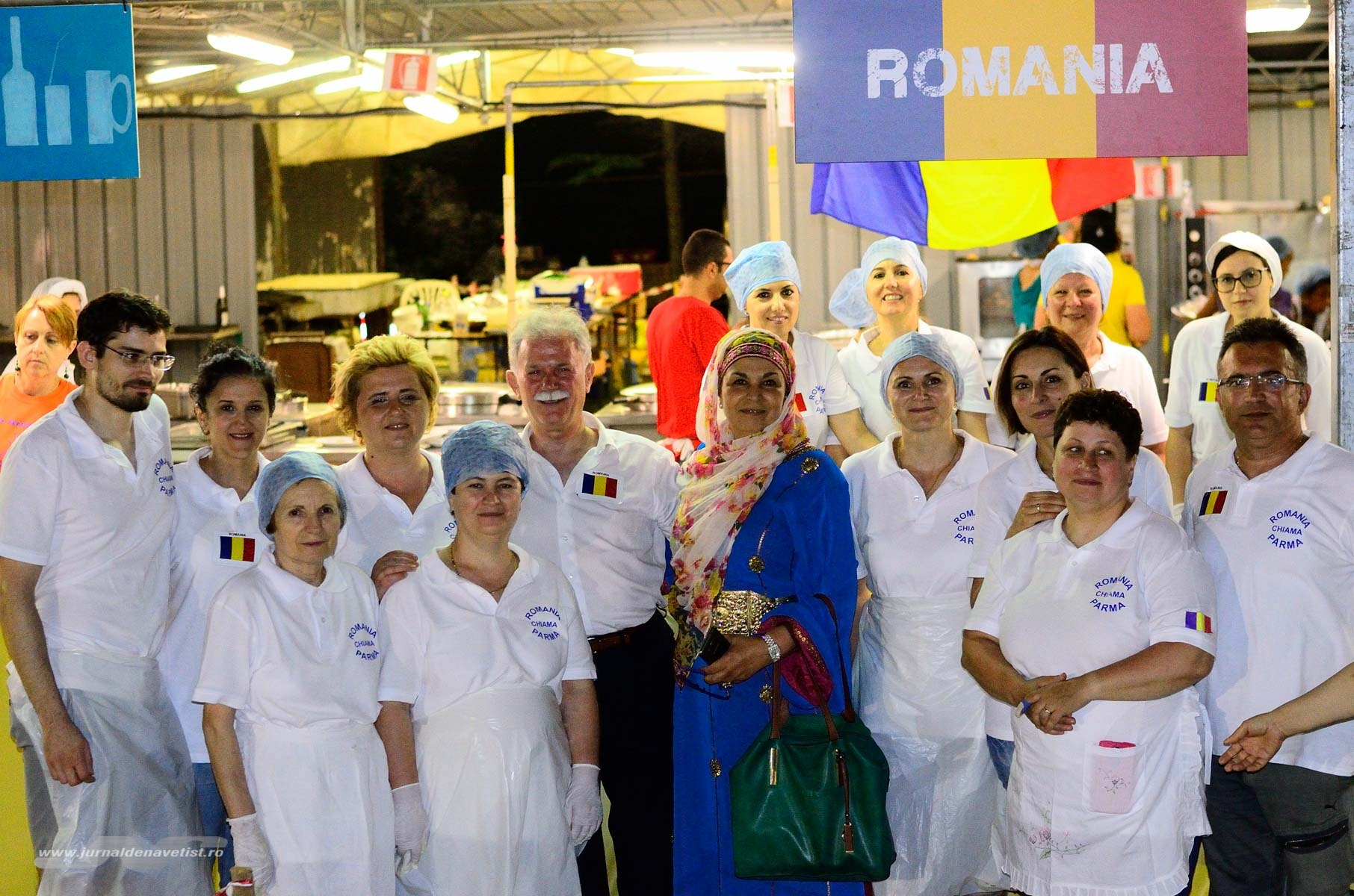 Romania Chiama Parma 7681