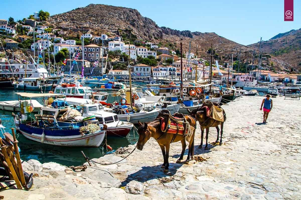 Grecia Croazieră Pe Trei Insule Hydra Poros Aegina Jurnal