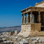 Trei zile în Atena