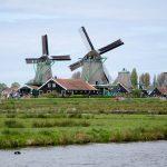 Olanda în simboluri: morile de vânt