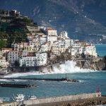 Amalfi iarna, de sărbători