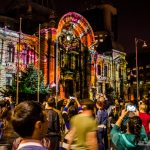 Bucharest Spotlight 2018 – culorile care au schimbat Calea Victoriei