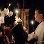 Hristos a înviat! Fotoreportaj de la biserica ortodoxă română din Parma 2018