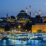 Istanbulul în culori