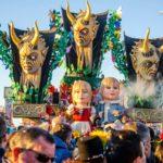 Carnavalul de la Viareggio, 2020