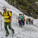 Tătici cu copii pe munte – Negoiu 2020
